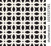 vector seamless pattern. modern ... | Shutterstock .eps vector #1025237281