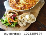 a dish of french cuisine called ... | Shutterstock . vector #1025359879