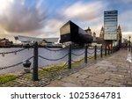 long exposure city landscape | Shutterstock . vector #1025364781