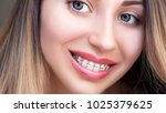 close up ceramic and metal... | Shutterstock . vector #1025379625
