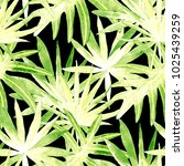 watercolor seamless pattern... | Shutterstock . vector #1025439259