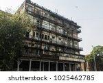 mumbai india 10.02.2018   an... | Shutterstock . vector #1025462785