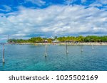 cancun  mexico   january 10 ... | Shutterstock . vector #1025502169