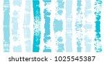 paint lines seamless pattern.... | Shutterstock .eps vector #1025545387