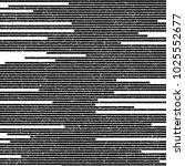 horizontal grunge black lines  | Shutterstock .eps vector #1025552677