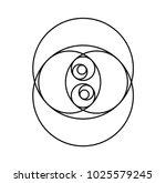 minimalistic style design.... | Shutterstock .eps vector #1025579245