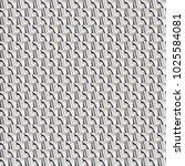 grunge seamless abstract black... | Shutterstock . vector #1025584081