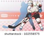 winter sports | Shutterstock .eps vector #102558575