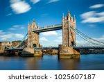 tower bridge in london  uk | Shutterstock . vector #1025607187