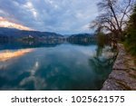 view of famous island and...   Shutterstock . vector #1025621575