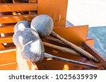 thai style dipper  thailand. | Shutterstock . vector #1025635939