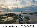 Local Fishing Boats Freshwater...