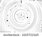 halftone white   grey... | Shutterstock .eps vector #1025722165