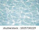 texture of water in swimming... | Shutterstock . vector #1025730229