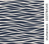 marine seamless pattern with... | Shutterstock .eps vector #1025784145