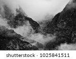 capture of dramatic landscape ... | Shutterstock . vector #1025841511