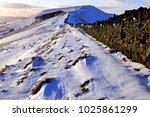 peak district  derbyshire  uk ... | Shutterstock . vector #1025861299