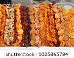 armenian sweetness yummy | Shutterstock . vector #1025865784