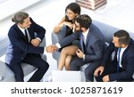 handshake manager and the... | Shutterstock . vector #1025871619