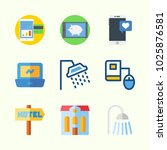 icons about lifestyle with... | Shutterstock .eps vector #1025876581