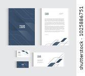 brochure  flyer or report for... | Shutterstock .eps vector #1025886751