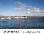 ruegen island germany ... | Shutterstock . vector #1025908141