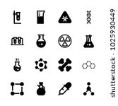 icons chemistry. vector olive ... | Shutterstock .eps vector #1025930449
