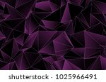 polygonal background. abstract... | Shutterstock . vector #1025966491