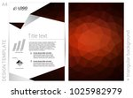 dark red vector  template for...