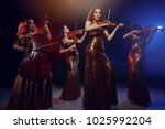 The String Quartet Performs On...