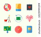 icons about lifestyle with... | Shutterstock .eps vector #1025999299