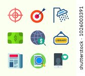 icons about lifestyle with... | Shutterstock .eps vector #1026003391