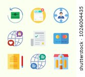 icons about lifestyle with... | Shutterstock .eps vector #1026004435
