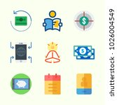 icons about lifestyle with... | Shutterstock .eps vector #1026004549
