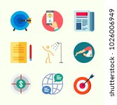 icons about lifestyle with... | Shutterstock .eps vector #1026006949