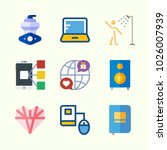 icons about lifestyle with... | Shutterstock .eps vector #1026007939