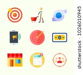 icons about lifestyle with... | Shutterstock .eps vector #1026010945