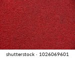 red bright synthetic texture of ... | Shutterstock . vector #1026069601