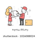 vector creative illustration of ... | Shutterstock .eps vector #1026088024