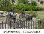Decorative But Old Fence...