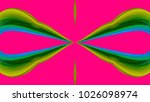 3d rendering abstract... | Shutterstock . vector #1026098974