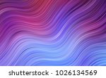 light blue  red vector template ... | Shutterstock .eps vector #1026134569