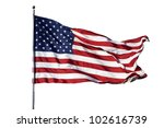 "large u.s. flag ""old glory""... 