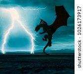 Thunderstorm Crystal Dragon 3...