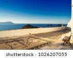 milos  greece  november 23 ...   Shutterstock . vector #1026207055