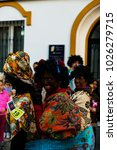 velez malaga  spain   february... | Shutterstock . vector #1026279715