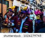 velez malaga  spain   february... | Shutterstock . vector #1026279745