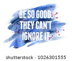 inspiring creative motivation...   Shutterstock . vector #1026301555