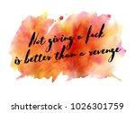 inspiring creative motivation...   Shutterstock . vector #1026301759