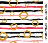 abstract vector watercolor... | Shutterstock .eps vector #1026306589
